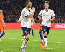 Video: Hà Lan vs Italia