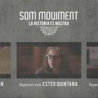 #SomMoviment @AspencatOficial ESNE BELTZA Docuclip D. Cañamero, E. Quintana i E. Duran