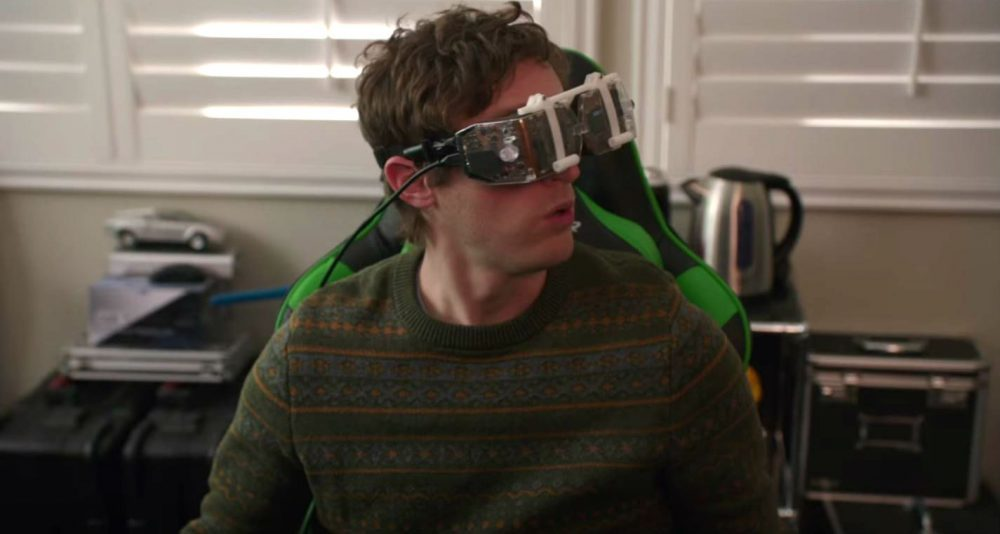 #SiliconValleyHBO will give us its distinct view about the future of #VR in season 4.