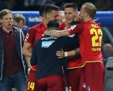 Video: Hertha BSC vs Hoffenheim
