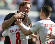 Video: RB Leipzig vs Darmstadt 98