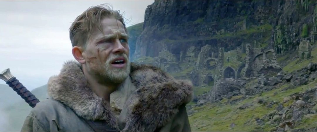 The Final King Arthur: Legend of the Sword Trailer Is Here