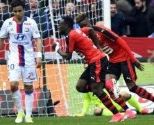 Video: Rennes vs Olympique Lyon