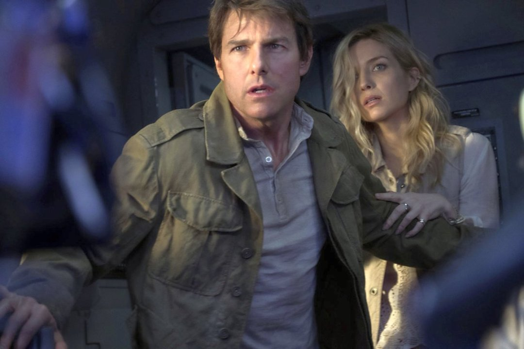New The Mummy Trailer Revealed