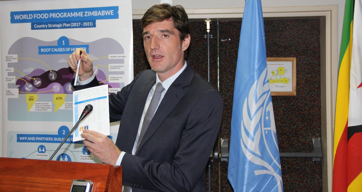 Over Half Of Zimbabweans Face Severe Hunger, Un Warns