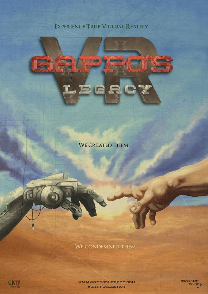 Multimedia story Gappo's Legacy coming to #VR: