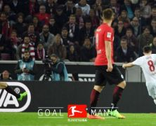 Video: Cologne vs Eintracht Frankfurt