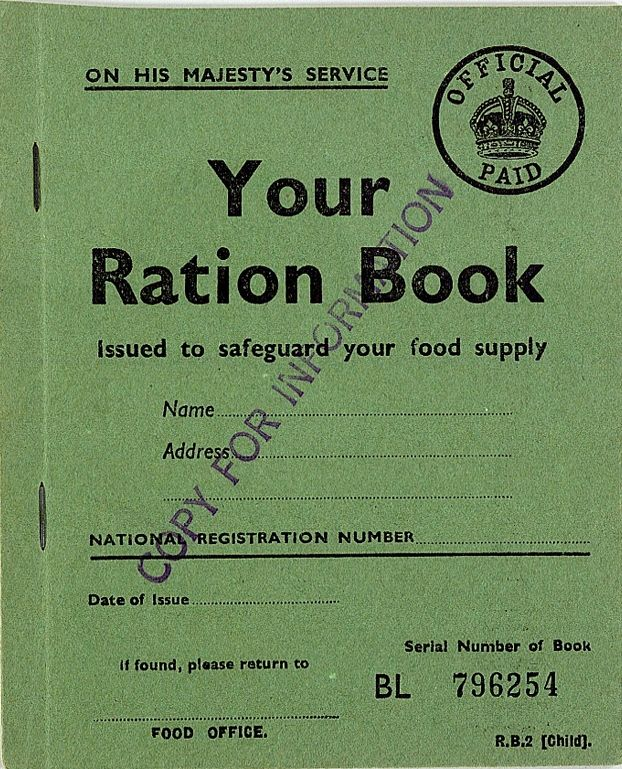 #war is tragic for almost everything but wartime rationing may have been healthiest #diet