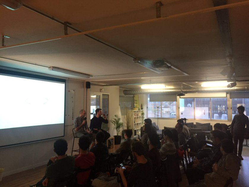 Front-end meetup comparing #mobx and #redux for @reactjs - soon available on