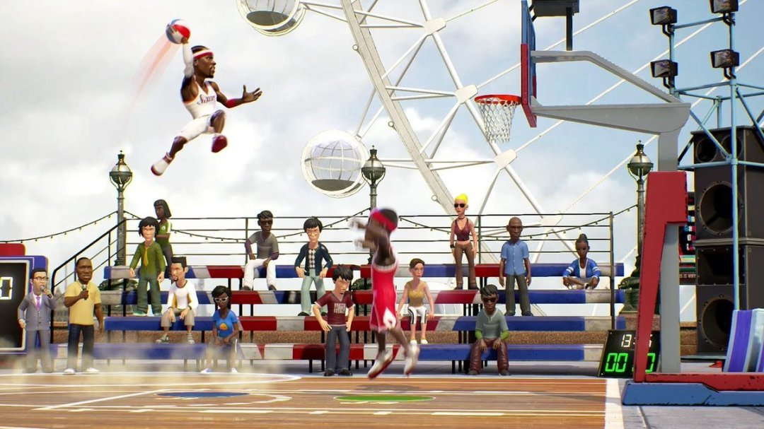 NBA Playgrounds Announced