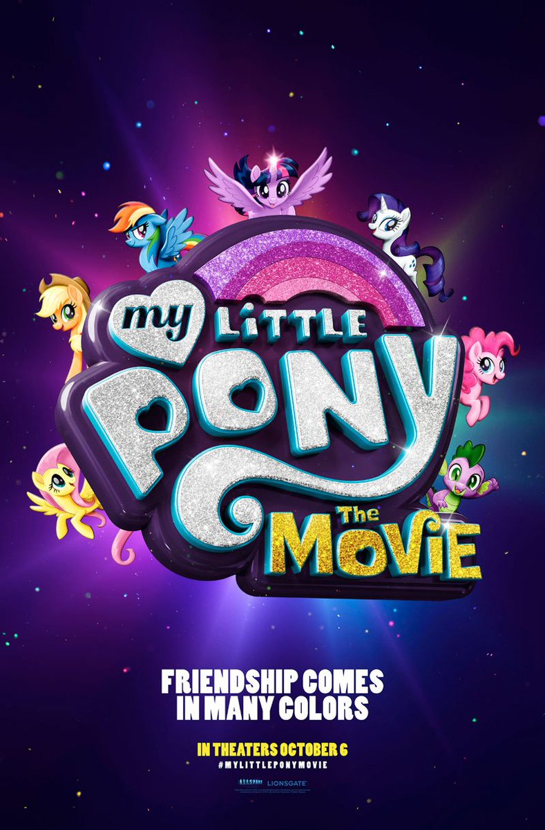 My Little Pony: The Movie Teaser Trailer Unveiled