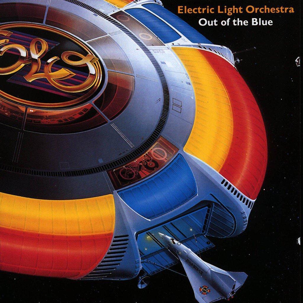 Electric Light Orchestra Mr. Blue Sky Lyrics