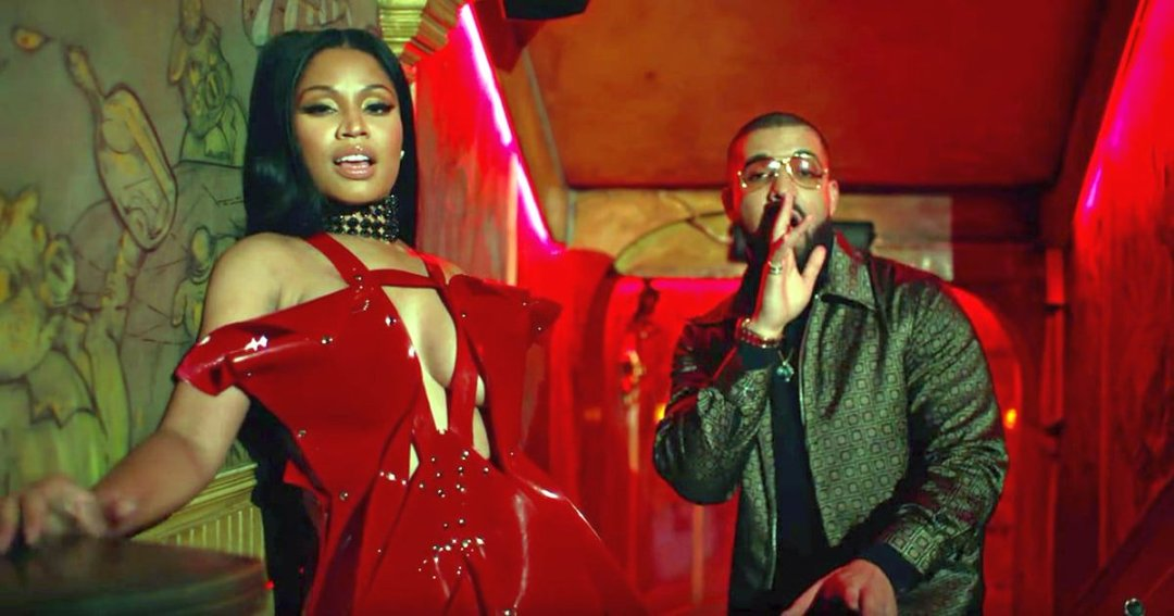 Nicki Minaj – No Frauds Music Video ft. Lil Wayne & Drake