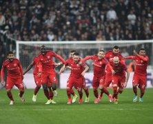 Video: Besiktas vs Olympique Lyon