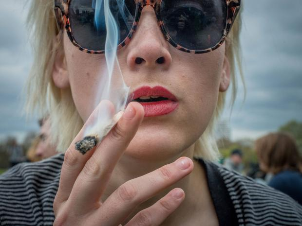 US support for marijuana legalisation reaches all-time high