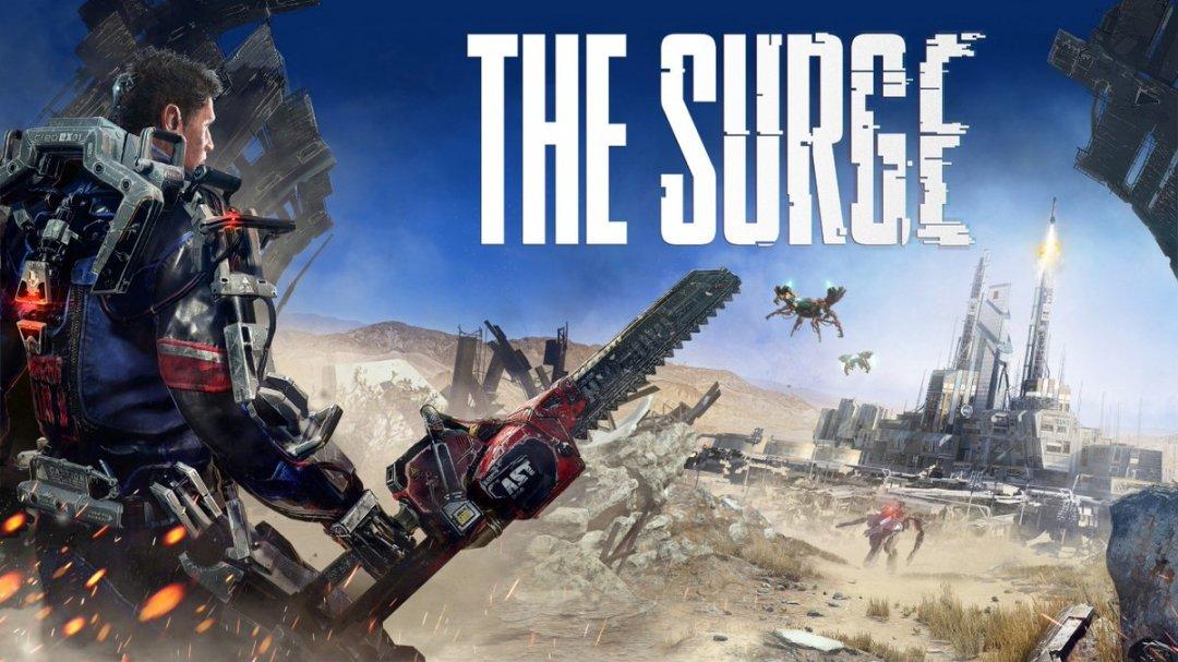 The Surge – Combat Trailer