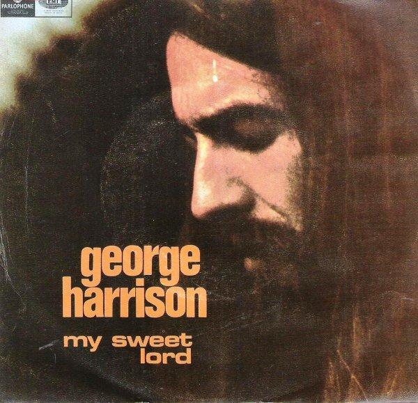 George Harrison My Sweet Lord Lyrics