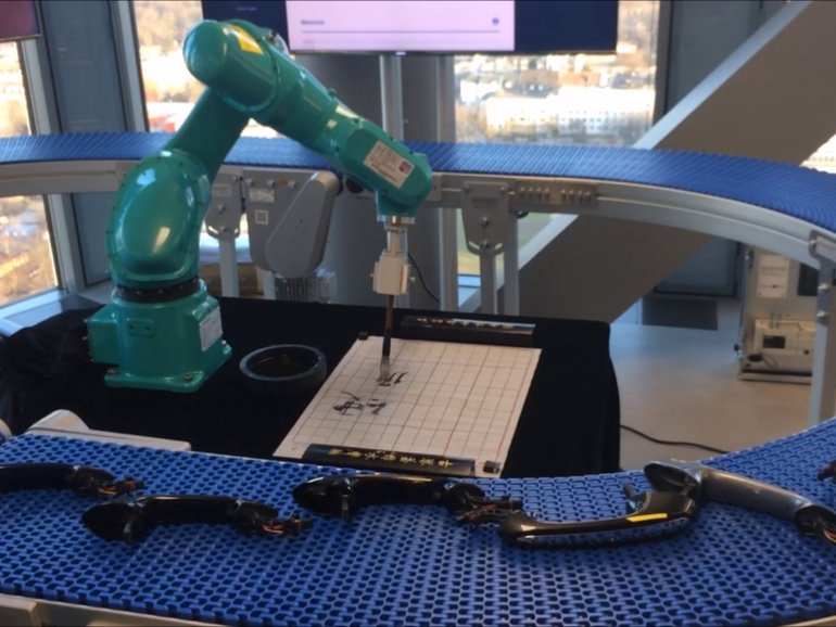 Meet the #IBMWatson-powered #robot that could make your next smartphone  #IoT @IBMIoT