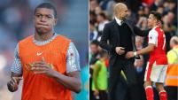 Image result for Manchester City move for Mbappe, Sanchez