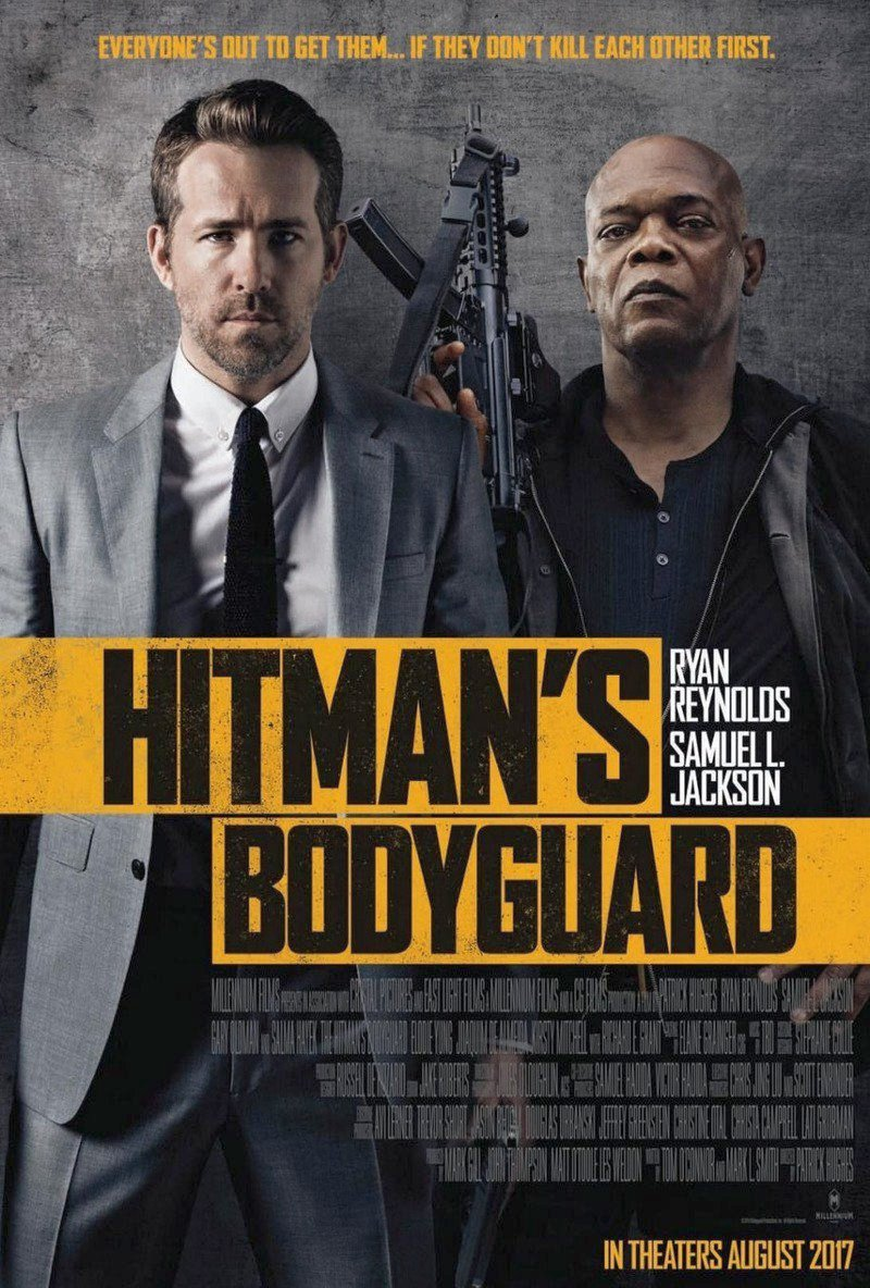 The Hitman's Bodyguard Red Band Trailer