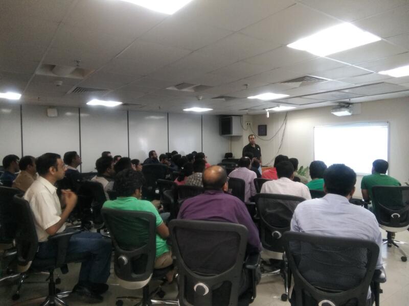 Learn #Iot and #machinelearning by @AbhishekNandy81 at #GlobalAzure #Bootcamp 2017, Kolkata!