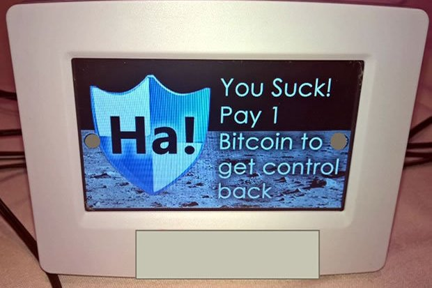 Hackers demonstrated first ransomware for IoT thermostats at DEF CON | #IoT #Strategy #RT