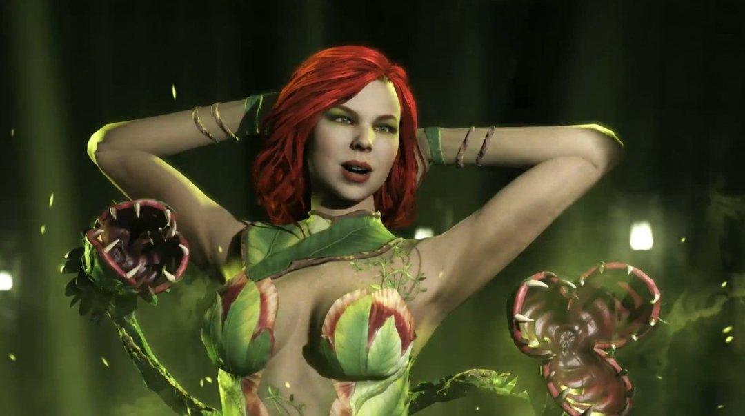 Injustice 2 Poison Ivy Trailer 4