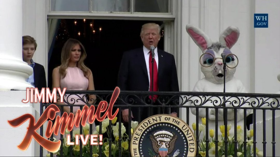 All the best moments from Trump's White House Easter Egg Roll… @RealDonaldTrump @FLOTUS @PressSec @MichelleObama #JeffSessions
