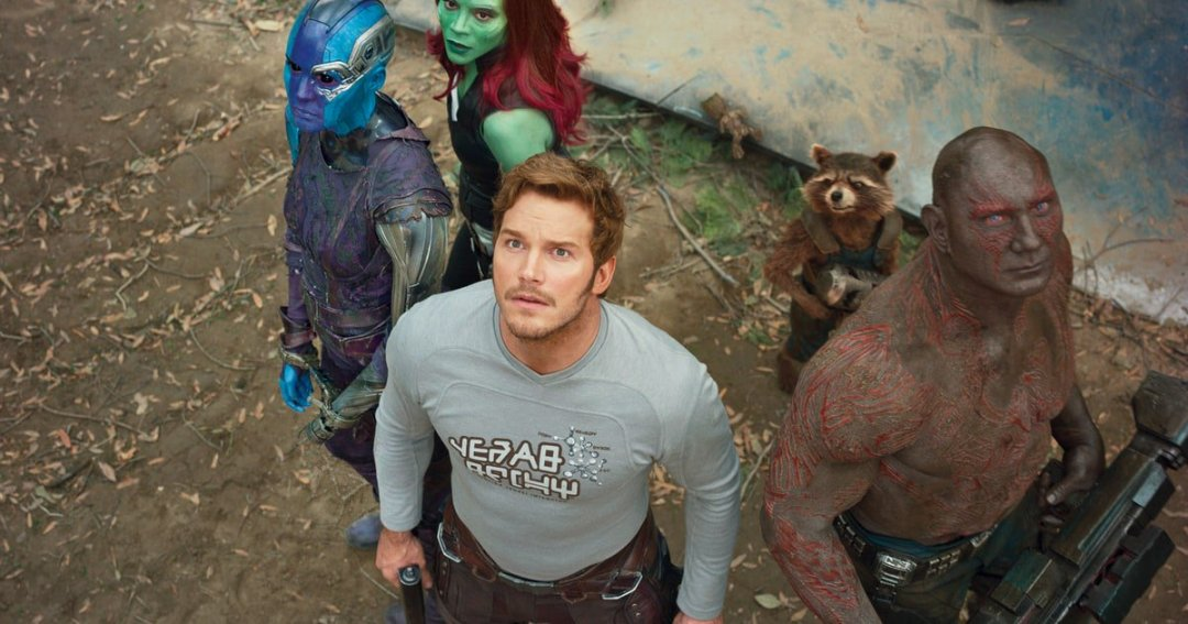 Guardians of the Galaxy Vol. 2 Has Five Post-Credits Scenes
