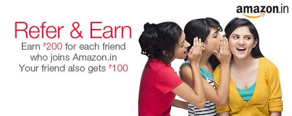 Image result for amazon refer and earn