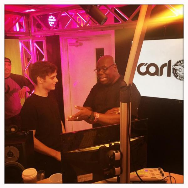 Cox e Garrix