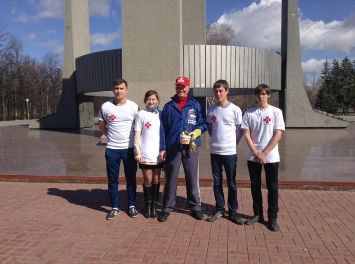Блоговыходные: Бычкова пошла за мусором