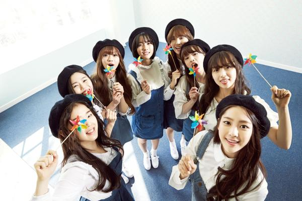 Image result for oh my girl debut site:twitter.com