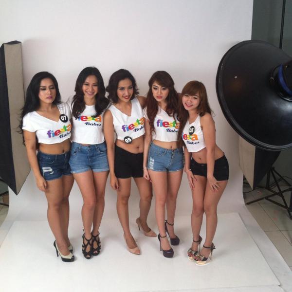 Foto 5 Cewek Seksi Pemenang FiestaBabes15