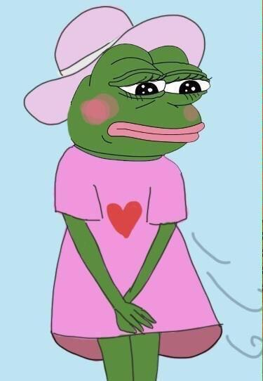 Pepe The Frog Meme On Twitter Happy Mother S Day Mrs Pepe Love