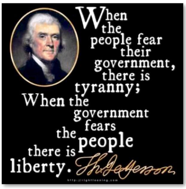 Image result for thomas jefferson quotes on government