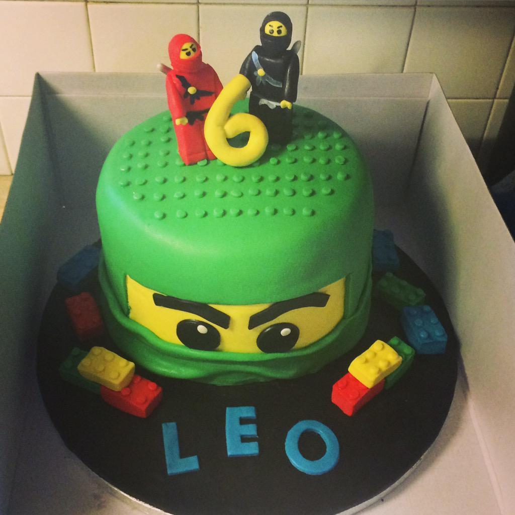 Summerlea Cakes On Twitter Lego Ninjago Cake With