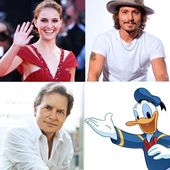 "WINDOWSEAT on Twitter: ""What do Natalie Portman, Johnny Depp, Michael J. Fox and Donald Duck have in common? #birthdays #geminis #junebabies http://t.co/0sPIIfxMKz"""