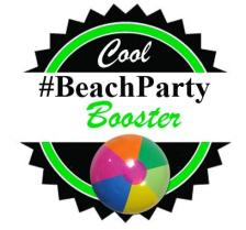#BeachParty Booster, The Doglady's Den
