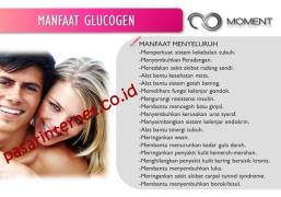 Manfaat glucogen