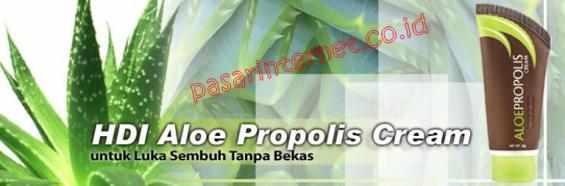 Aloe Propolis Cream High Desert
