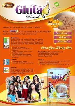 Manfaat dan khasiat glutadrink