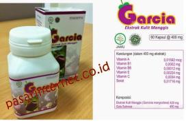 kandungan , manfaat dan khasiat gracia kulit manggis