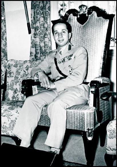 Image result for iraq revolution 1958 faisal ii