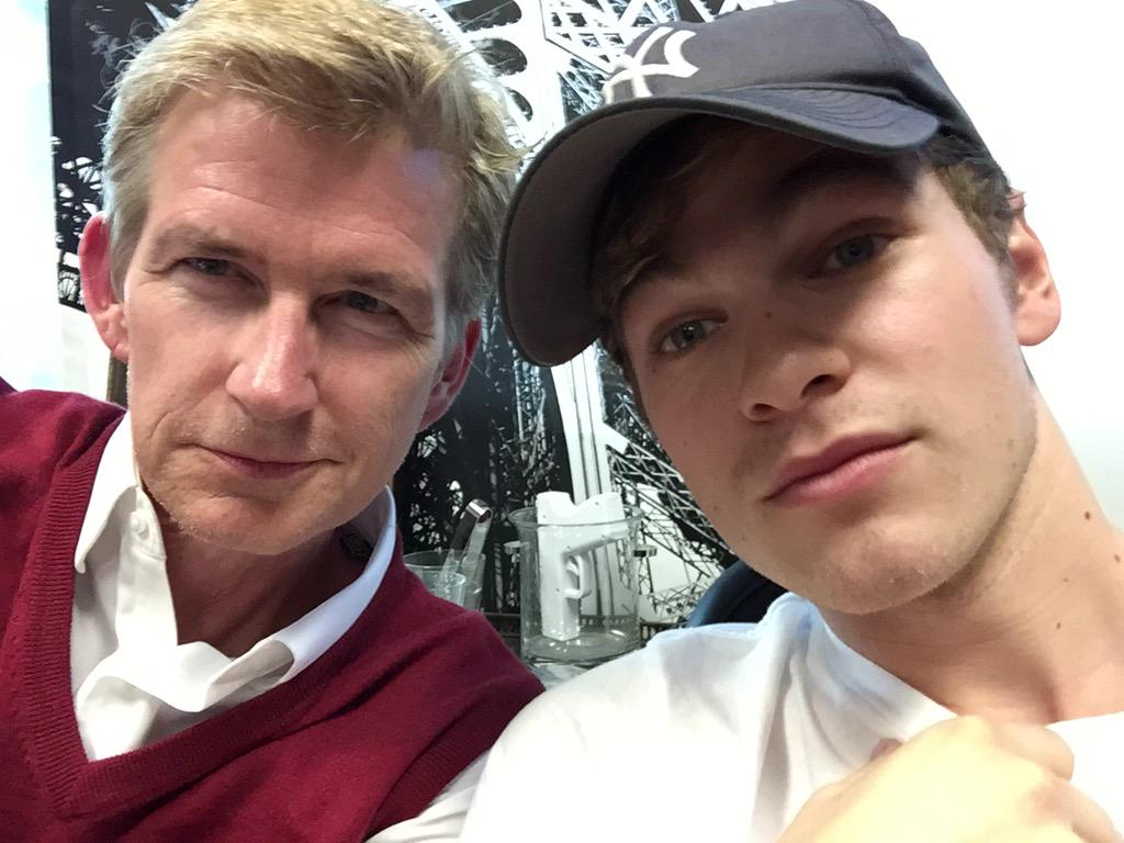 Bill Brochtrup On Twitter Is Grahampmartin The Best Scene Partner Or What And I M Not Just