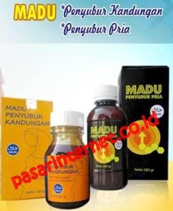 khasiat madu penyubur