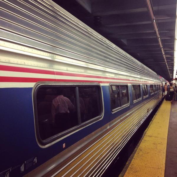 Amtrak Instameet