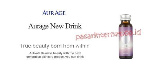 khasiat aurage new drink