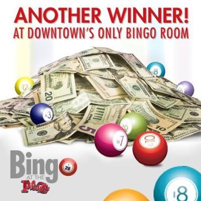 Image result for plaza hotel casino bingo