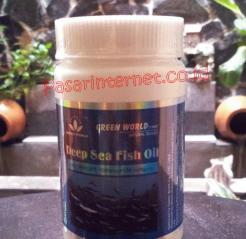Khasiat Deep sea fish Oil Green World
